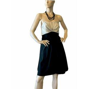 White House Black Market Dress Strapless Cocktail